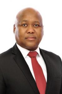 Acting CEO Advocate Solomzi Mbada